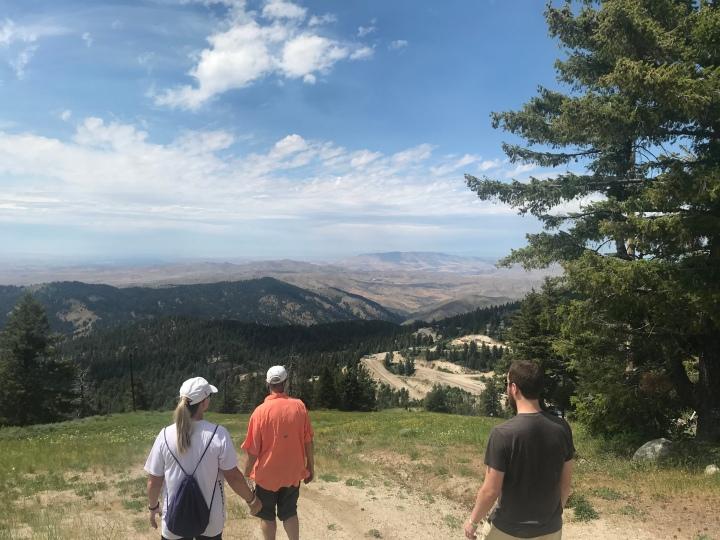 Visiting Boise